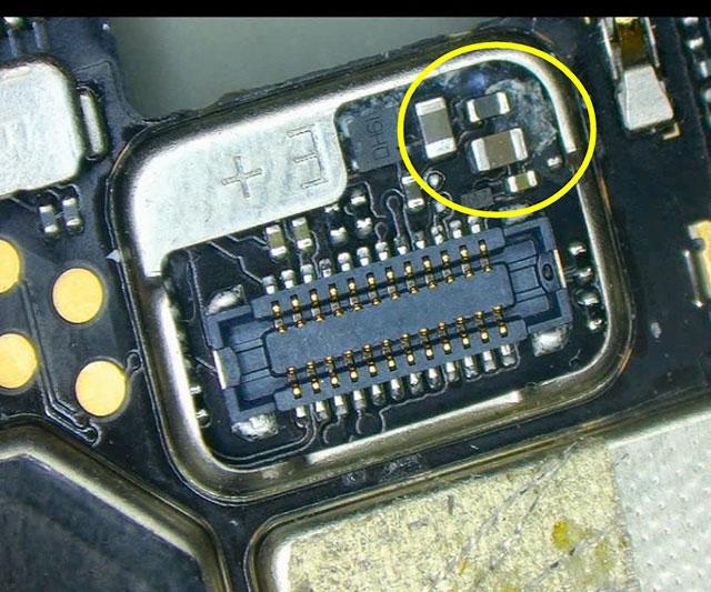 进水OPPO R11st手机不进系统,摄像头不能用维修 图5