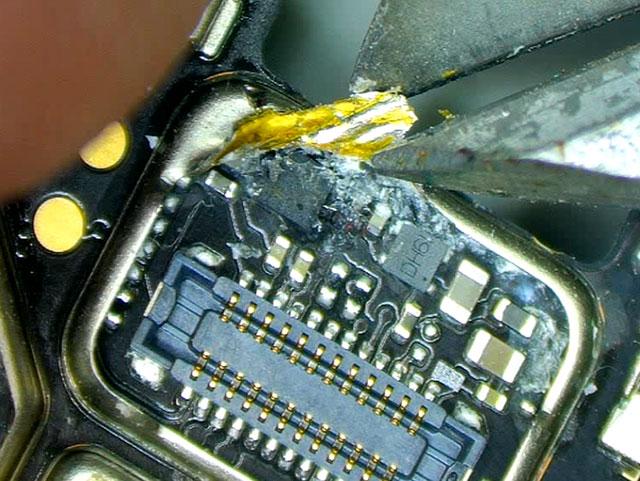 进水OPPO R11st手机不进系统,摄像头不能用维修 图6