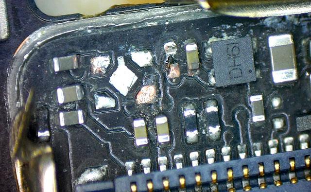 进水OPPO R11st手机不进系统,摄像头不能用维修 图7