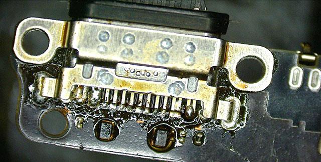 小米CC9手机充电慢维修